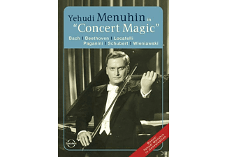 Yehudi Menuhin - Concert Magic - (DVD)
