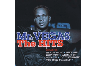 MR.VEGAS - The Hits - (CD)