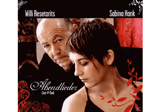 RESETARITS,WILLI & HANK,S. - Abendlieder - (CD)