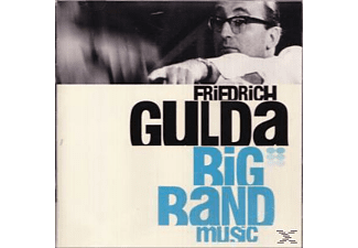 Friedrich Gulda - Gulda Big Band - (CD)