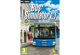BUS SIMULATOR 2016 (EU) PC
