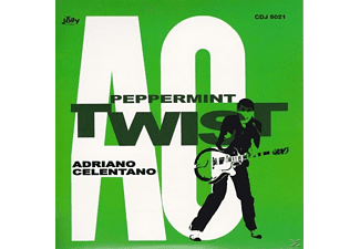 Adriano Celentano - Peppermint Twist - (CD)