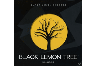 VARIOUS - Black Lemon Tree Vol.1 - (CD)