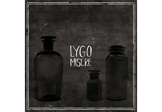 Lygo - Misere EP - (CD)