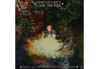 Dana Falconberry - From The Forest Came The Fire - (CD)