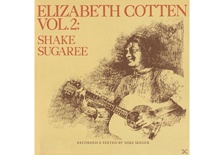 Elizabeth Cotten - Vol.2: Shake Sugaree [Vinyl]