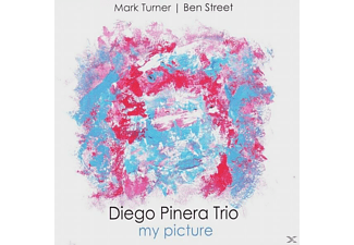 Diego Pinera Trio - My Picture - (CD)