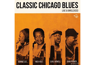Various - Classic Chicago Blues (Live & Unreleased) - (CD)