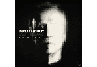 John Carpenter - Lost Themes Remixed (Limited Colore [Vinyl]