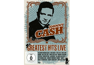 Johnny Cash - Greatest Hits Live - (DVD)