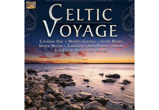 VARIOUS - Celtic Voyage [CD]