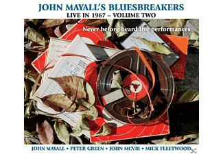 John Mayall & The Blues - Live In 1967 Vol.2 - (Vinyl)