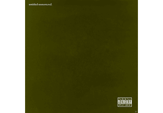Kendrick Lamar - Untitled Unmastered. (CD)