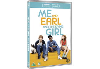 Me and Earl and the Dying Girl Drama DVD