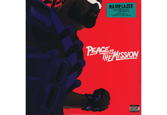 Major Lazer - Peace Is The Mission [LP + Bonus-CD]