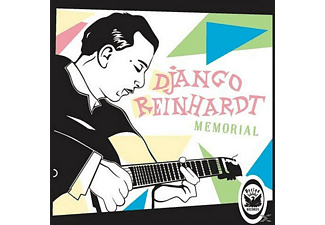 Django Reinjardt - Memorial - (CD)