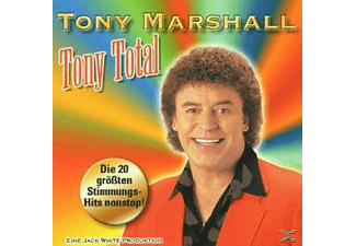 Tony Marshall - Tony Total - (CD)