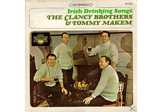 The Clancy Brother, Tommy Makem - Irish Drinking Songs-Come Fill Your Glass With Us - (CD)