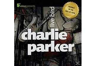 Charlie Parker - 7days Presents:Charlie Parker - (CD)