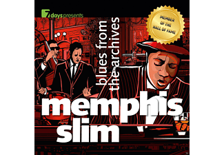 Memphis Slim - 7days Presents:Memphis Slim-Blues From The Archive - (CD)