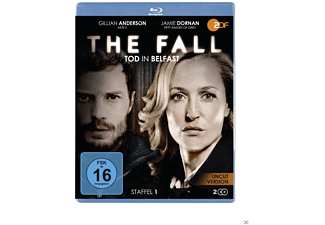 The Fall - Tod in Belfast - Staffel 1 [Blu-ray]