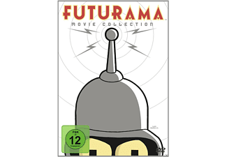 Futurama Movie Collection - (DVD)