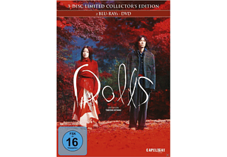 Takeshi Kitanos Dolls - Collector's Edition - (Blu-ray + DVD)