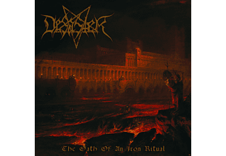 Desaster - The Oath Of An Iron Ritual - (CD)