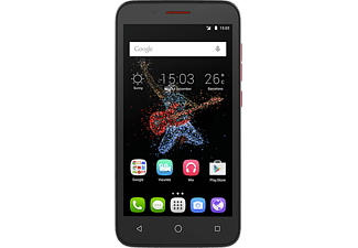 ALCATEL Go Play 8 GB Zwart en Rood