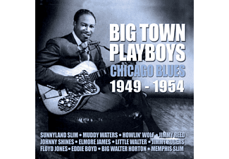 VARIOUS - Big Town Playboys - Chicago Blues - (CD)