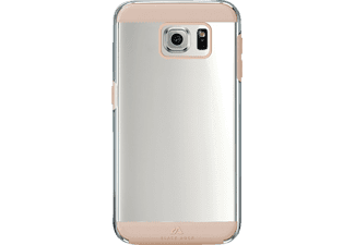 "BLACK ROCK ""Air Case"", Samsung, Backcover, Galaxy S7, Kunststoff/Polycarbonat (PC)/Thermoplastisches Polyurethan (TPU), Gold"