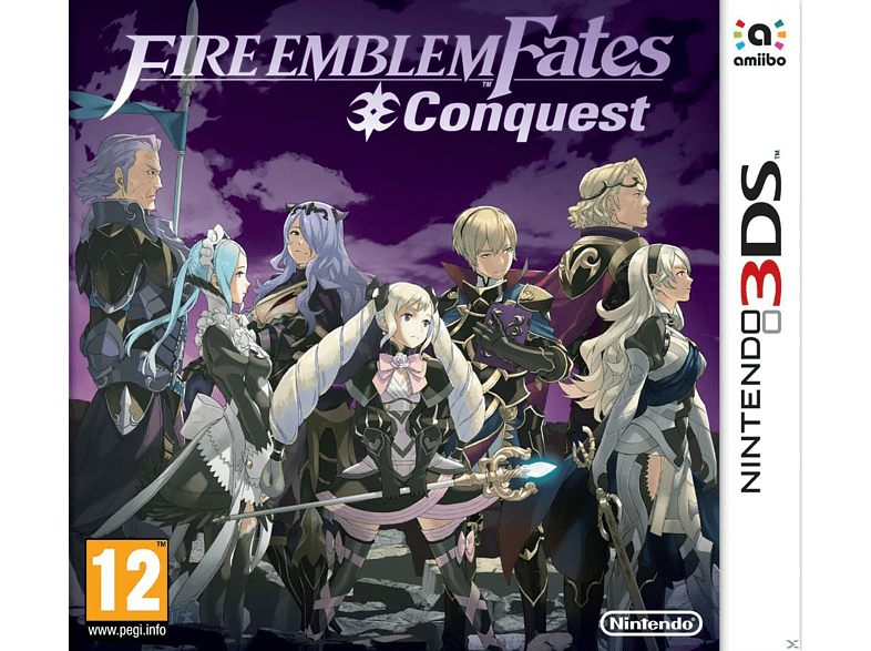 Fire Emblem Conquest gaming φορητές κονσόλες games 2ds  3ds gaming   offline nintendo 3ds παιχνίδια 3
