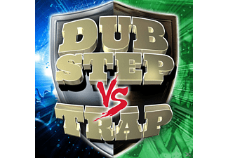 VARIOUS - Dubstep Vs. Trap [CD]