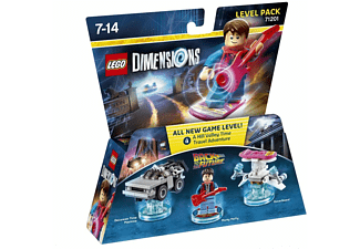 LEGO Dimensions - Level Pack (Back To The Future)