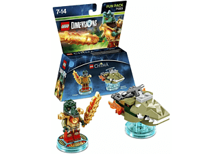 LEGO Dimensions - Fun Pack (Chima Cragger)