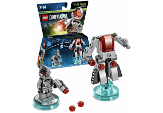 LEGO Dimensions - Fun Pack (Dc Cyborg)