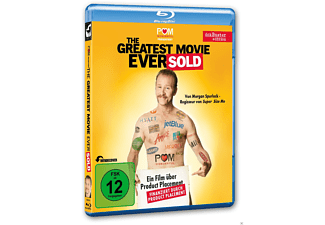 The Greatest Movie Evers Sold - (Blu-ray)
