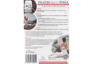 Pilates meets Yoga - (DVD)