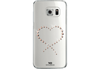 WHITE DIAMONDS Eternity, Samsung, Backcover, Galaxy S7, Kunststoff, Rosegold