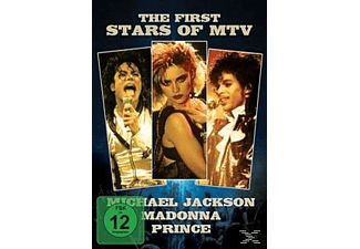 The First Stars Of Mtv - (DVD)