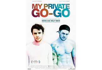 My Private Go-Go - (DVD)