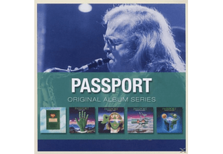 Passport - Original Album Series [CD]