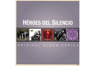 Heroes Del Silencio - Original Album Series [CD]