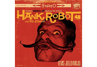 Hank Robot & The Ethnics - Elvis Jello Mojo [Vinyl]