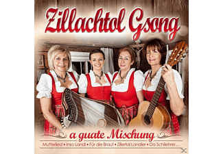 Zillachtol Gsong - A Guate Mischung - (CD)