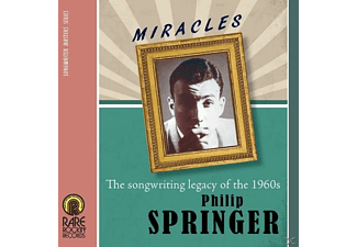 VARIOUS - Philip Springer (Miracles: The Song - (CD)