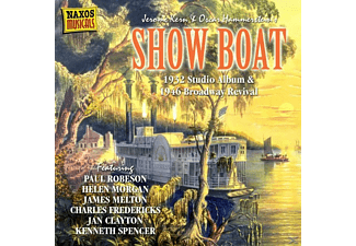 Kenneth Spencer, VARIOUS - Show Boat - (CD)