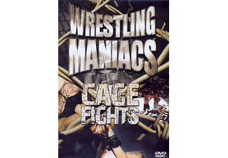 Wrestling Maniacs - Cage Fights - (DVD)
