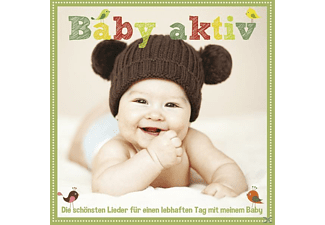 VARIOUS - Baby Aktiv-D.S.Lieder F.E.Lebhaften Tag M.M.Baby [CD]