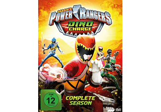 Power Rangers Dino Charge - (DVD)